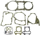 NCY Engine Gasket Set (59 mm); Genuine, GY6S