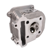 Cylinder Head (w/ valve guides); Genuine, GY6 125 ccS
