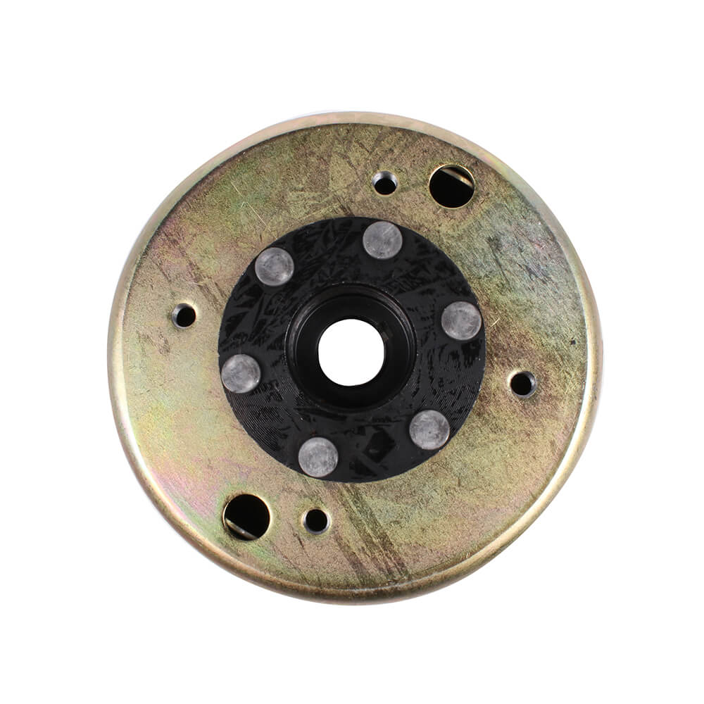 Hammerhead Motors Flywheel Bottom View