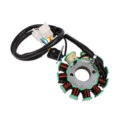 Stator (11 Coil, 6 Wire, No Flywheel) GY6S