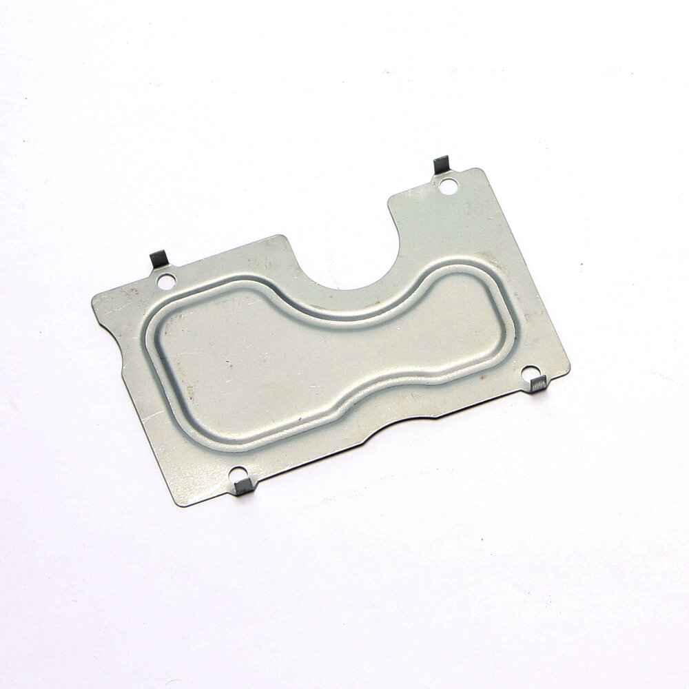 Engine Plate; GY6, Chinese