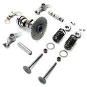 Camshaft and Valvetrain Assembly; GY6S