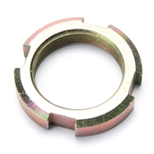 Starter Clutch Nut (Notched, Reverse Thread, 39mm); GY6S