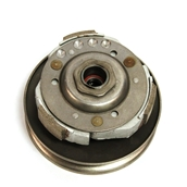Clutch and Pulley Assembly (OEM, No Bell); GY6