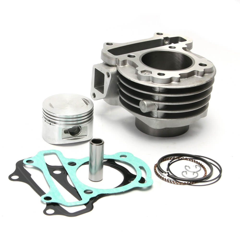 NCY Cylinder Kit (81cc, Iron, 50mm); QMB139