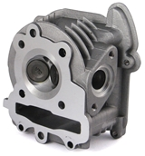 NCY Performance Cylinder Head (50mm, 81cc, Alloy); QMB139S