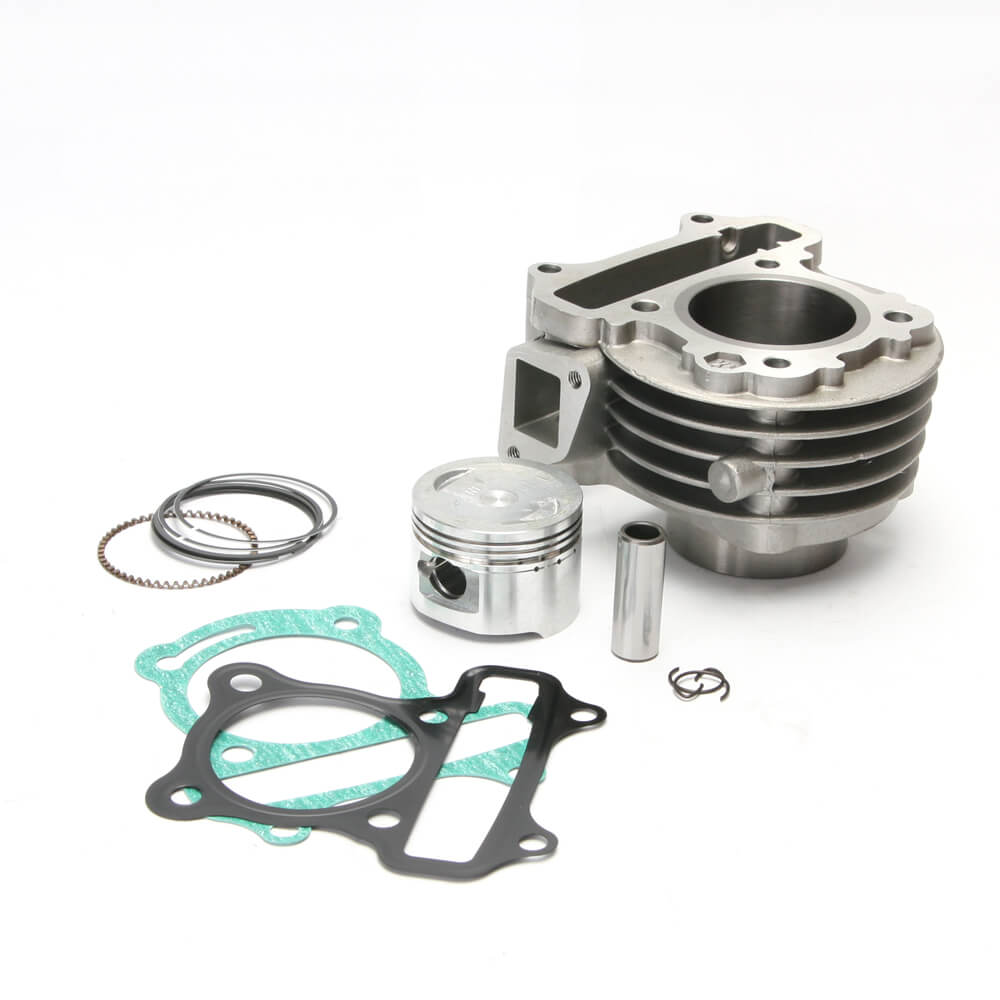 NCY 72 cc Cylinder Kit (Cast ); QMB139/GY 50