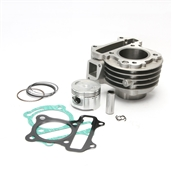 NCY 72 cc Cylinder Kit (Cast ); QMB139/GY 50S