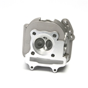 NCY Cylinder Head (2 valve, Big Valve, 61mm); Genuine, GY6S