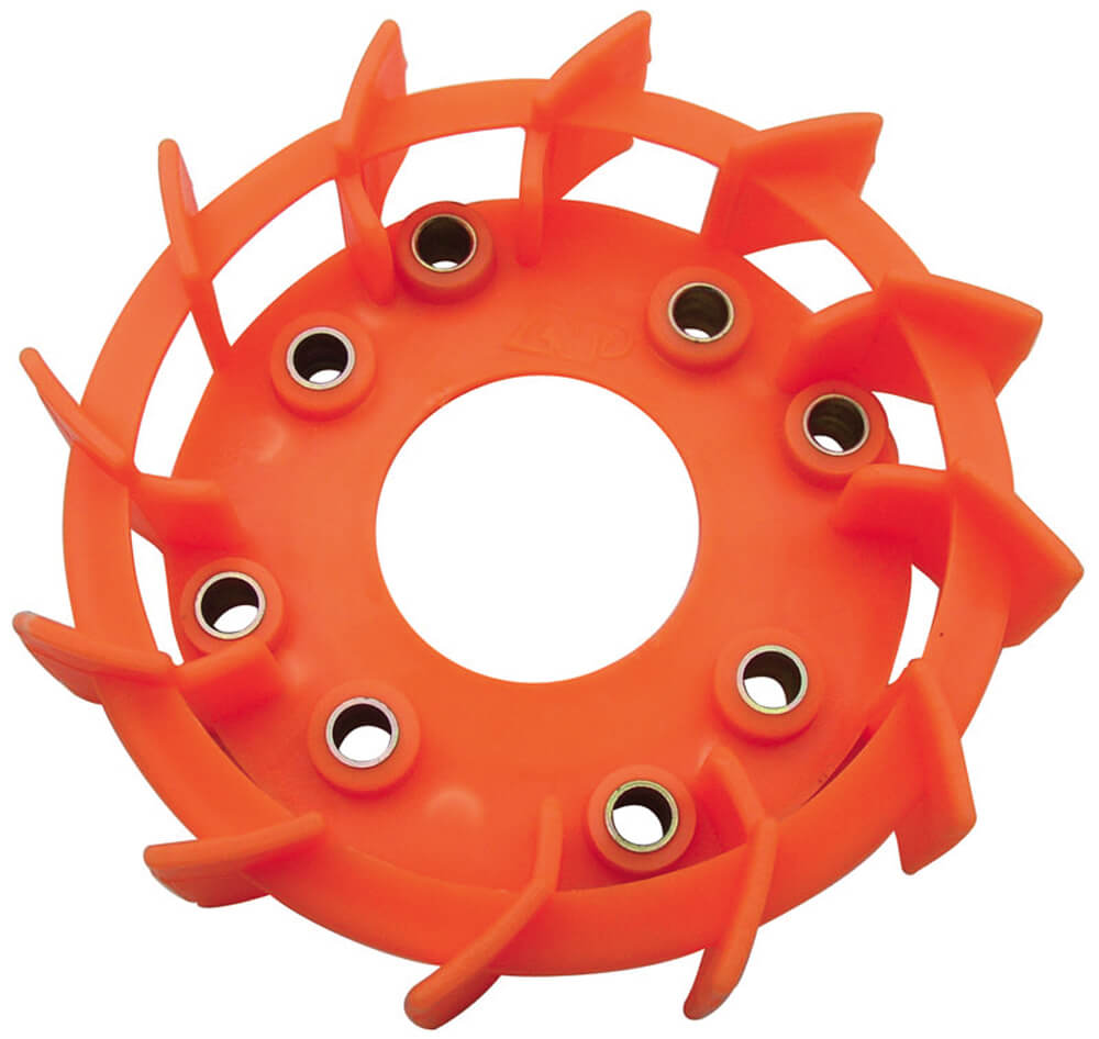NCY Turbo Fan (Orange); Honda, GY6