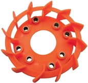 NCY Turbo Fan (Orange); Honda, GY6S
