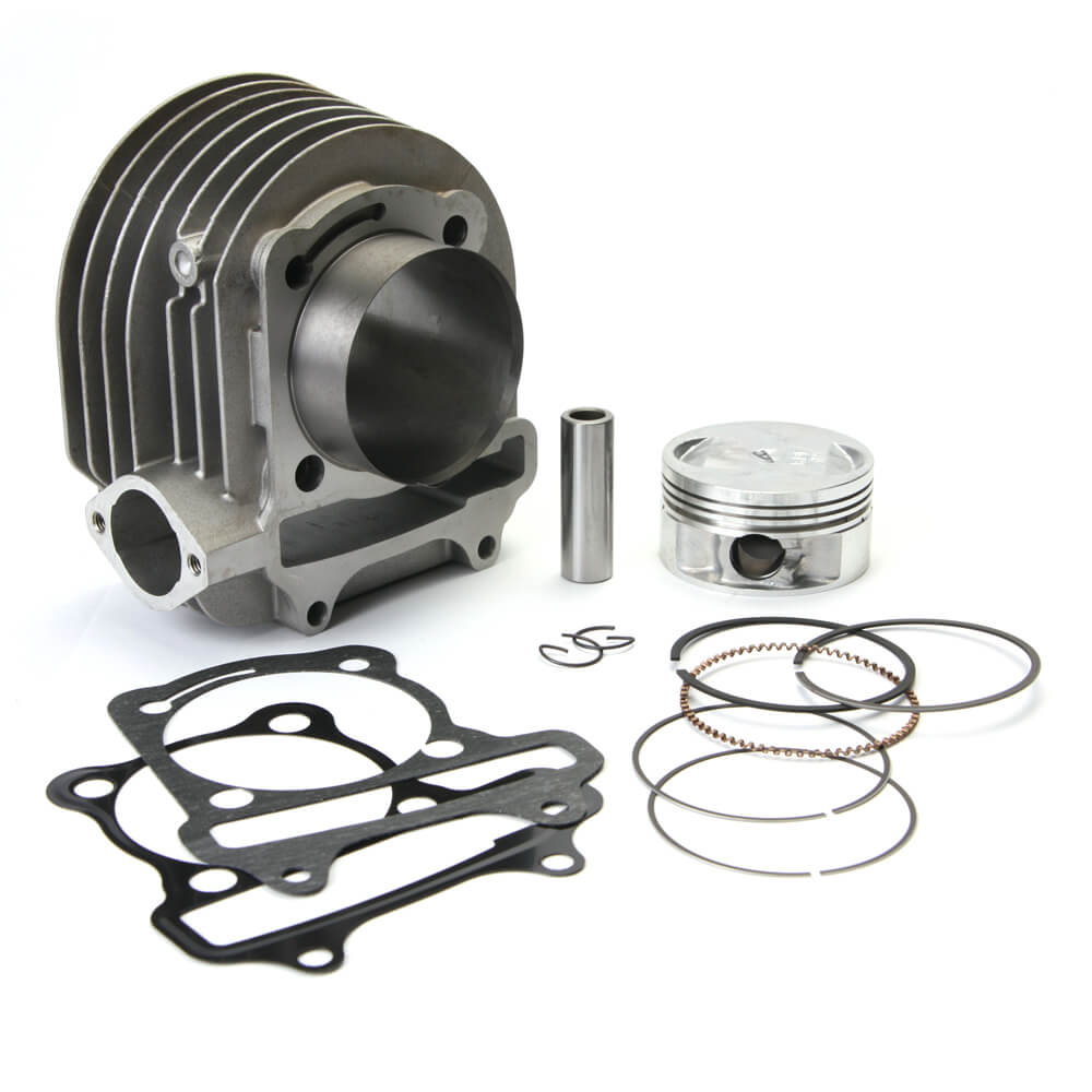 NCY Cylinder Kit (Aluminum, 61mm, 171cc); Genuine/GY6