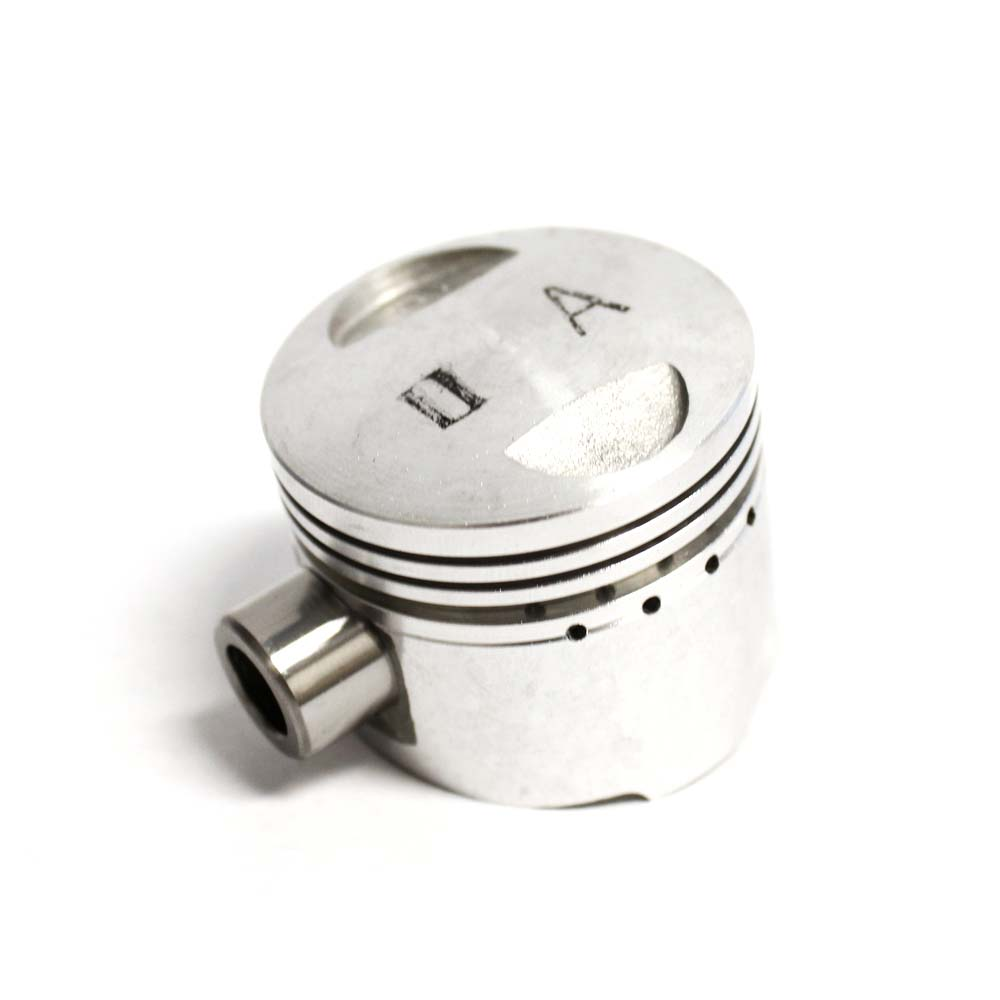 qmb139  gy50 complete piston scooterworks usa