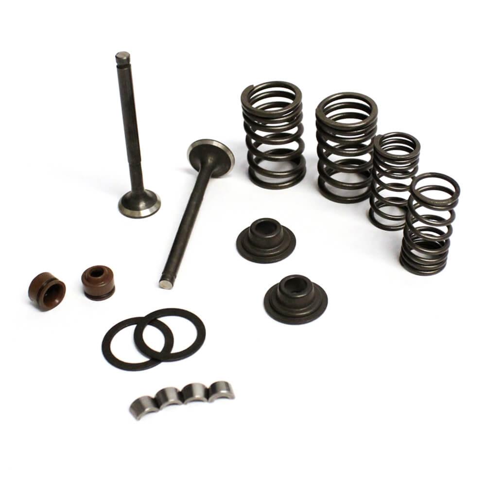 valve assembly kit  qmb139    gy50 scooterworks usa