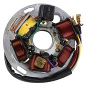 Stator Assembly (US, Battery, 12v, AC); P-SeriesS