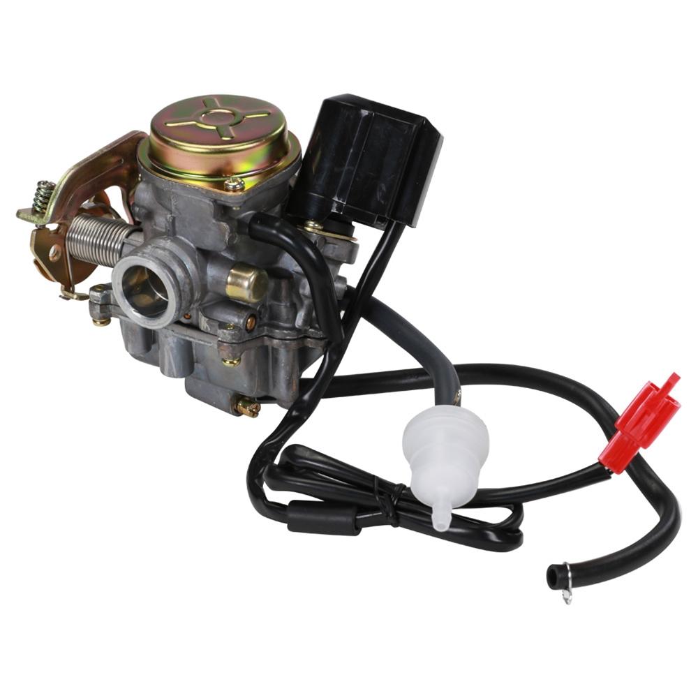on 50cc Scooter Carburetor Diagram