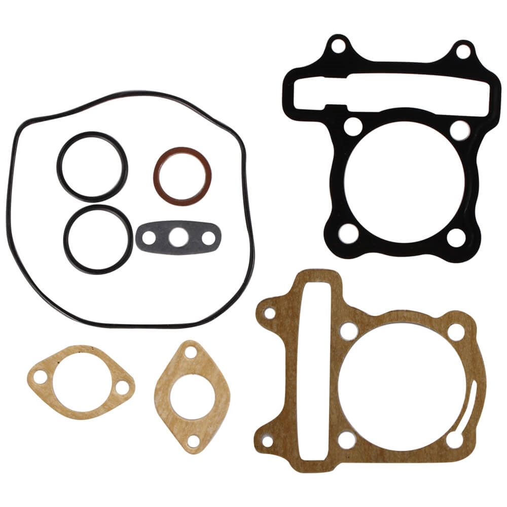 NCY Cylinder Gaskets (Replacement, 63mm, Big Bore); GY6