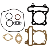 NCY Cylinder Gaskets (Replacement, 61mm, Big Bore); GY6