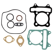 NCY Cylinder Gaskets (Replacement, 62mm); GY6, Genuine