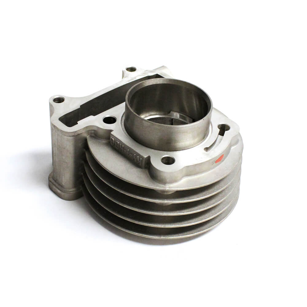 Wolf RX50 Big Bore Cylinder Top View