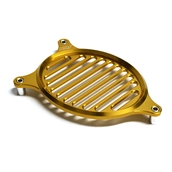 NCY Fan Cover(Aluminum, Gold); Honda PCX