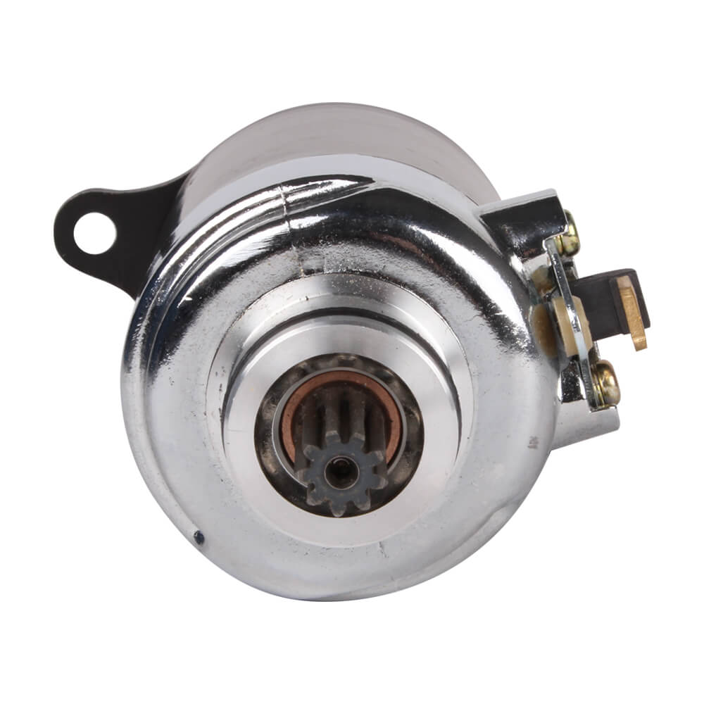 Jonway 150 Starter Motor Top View