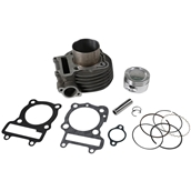 Polini Performance Big Bore Kit (165cc); Stella 4T ManualS