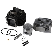 Polini Contessa Big Bore Kit (72cc, Vertical); Zuma VerticalS