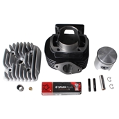 Polini Corsa Big Bore Kit; Yamaha Zuma 50 Vertical EngineS