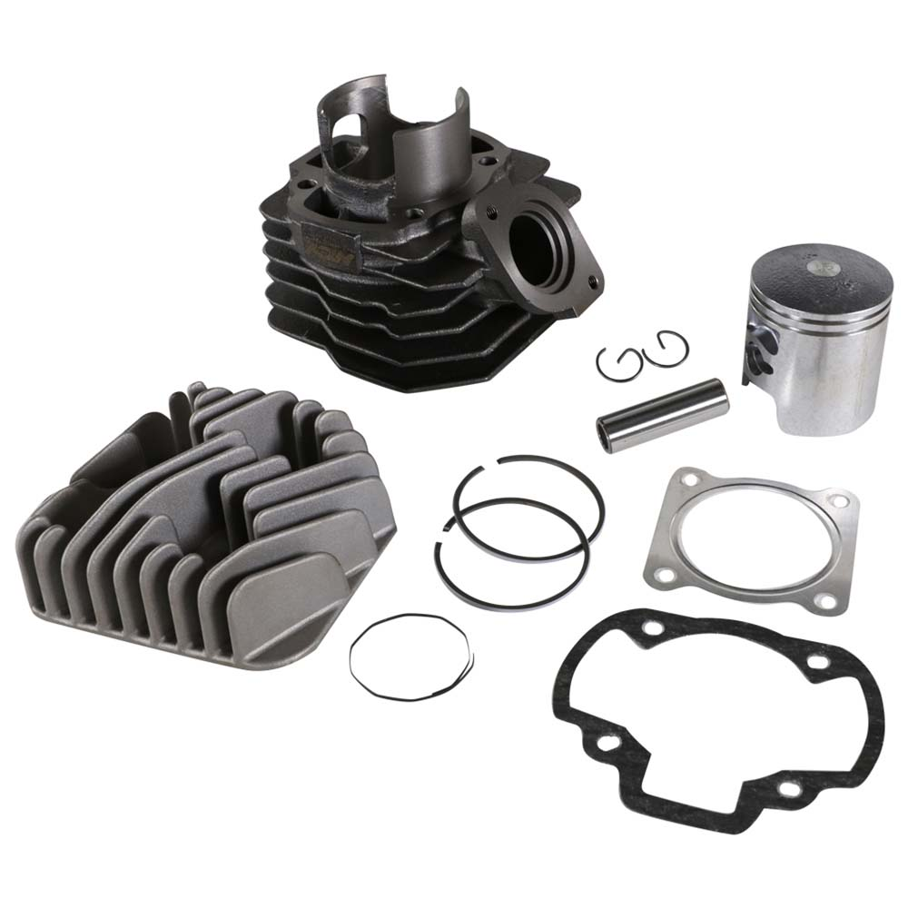 NCY Big Bore Kit w/Head (48mm); Honda Dio,Sym DD50