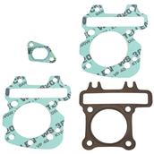 Polini Replacement Gaskets for 1100-1467; Vespa 50cc 4T