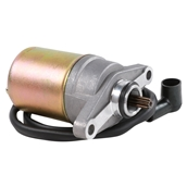 Blue Line Starter Motor; QMB139, GY6 50