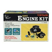150cc 5-Port Vintage Engine KitS