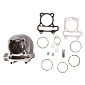 Blue Line Stock Cylinder Kit (57.4); GY6S