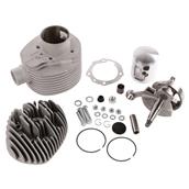 Pinasco Racing Kit (225cc, Crankshaft); Vespa P200E, PX200S