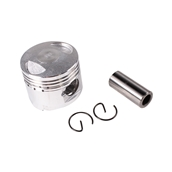 Piston Assembly; CSC go., QMB139 ScootersS