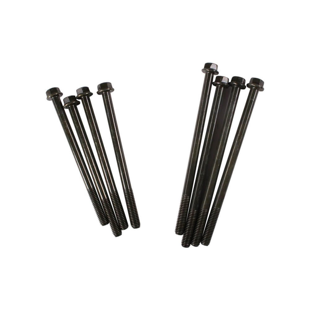 Right Crankcase Cover Bolt Set; CSC go., QMB139 Scooters