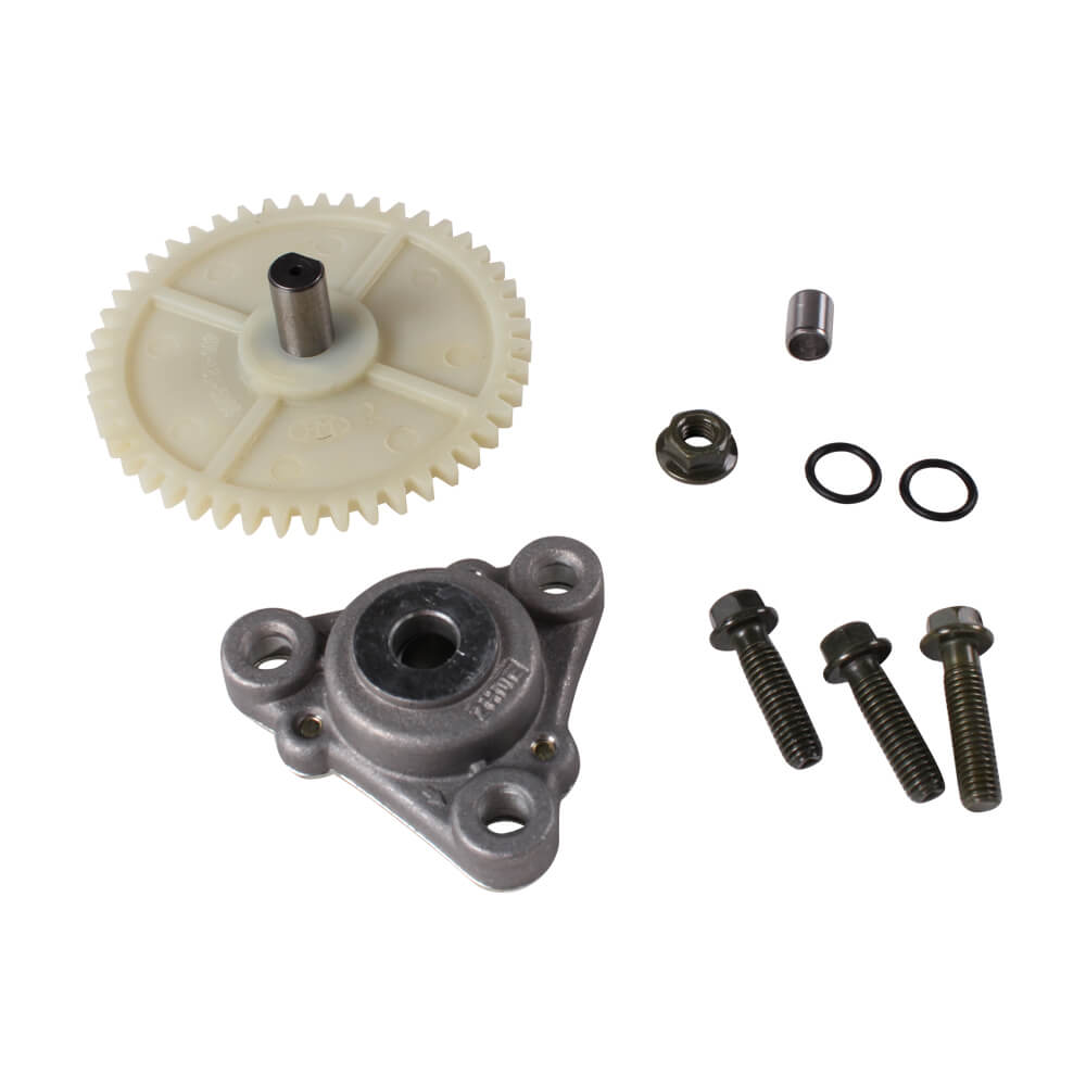 Complete Oil Pump Assembly; CSC go., QMB139 Scooters