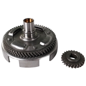 Clutch Gear Assembly (Includes Crankshaft Gear); VMA, VMBS