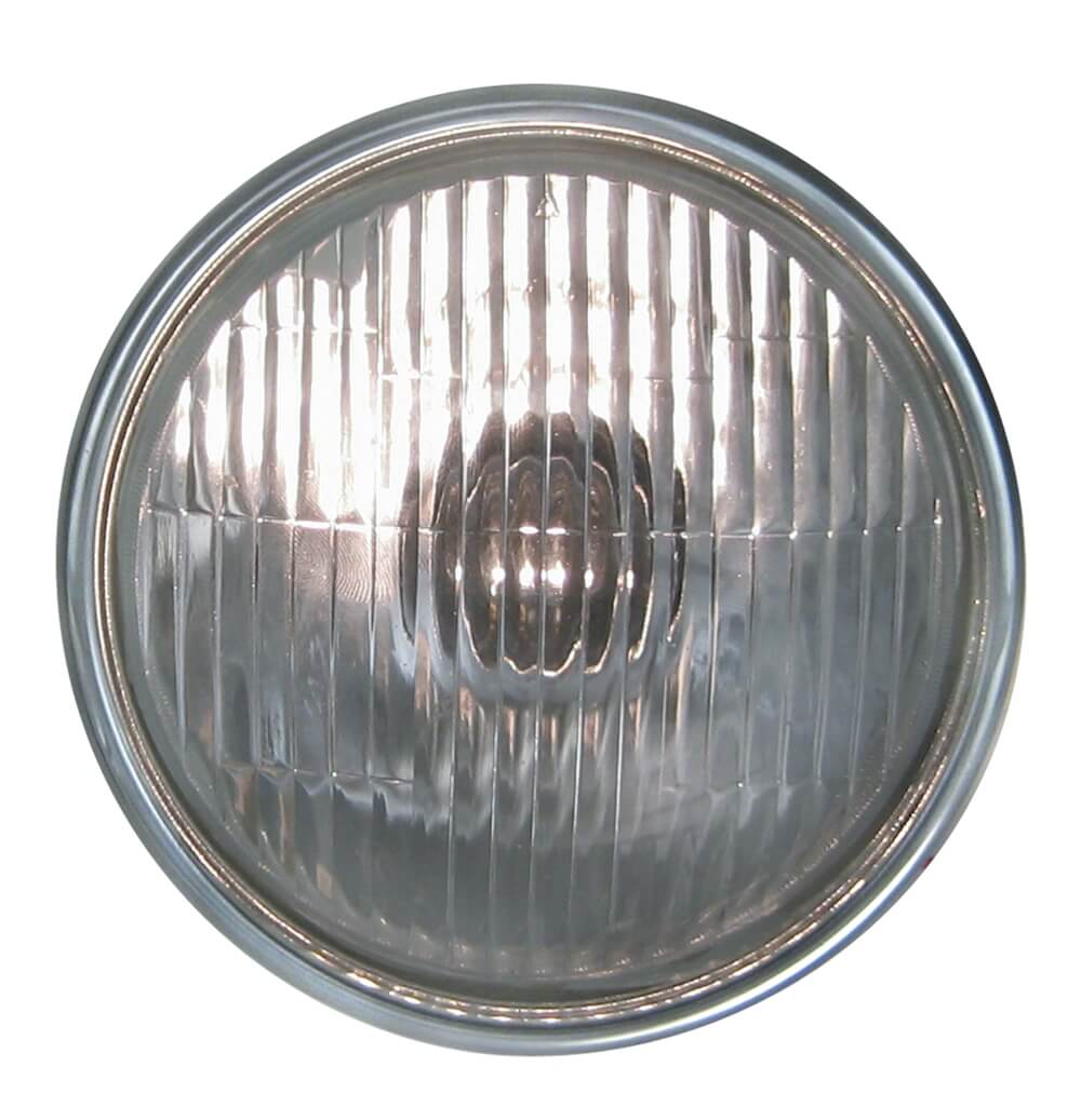 Headlamp Assembly (Replaceable Bulb style) 70