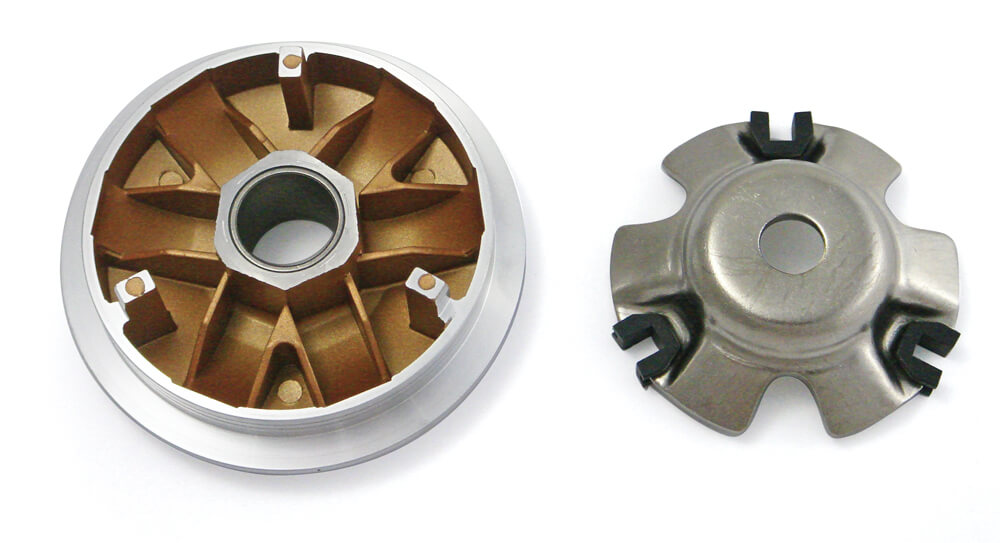 NCY Coated Variator (115mm/Gold color)