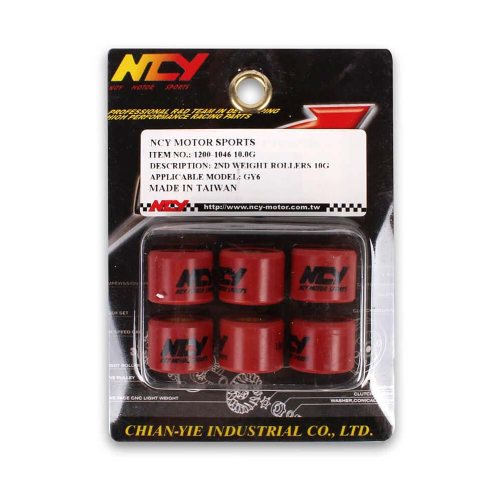 BMS Heritage Roller Weights Package