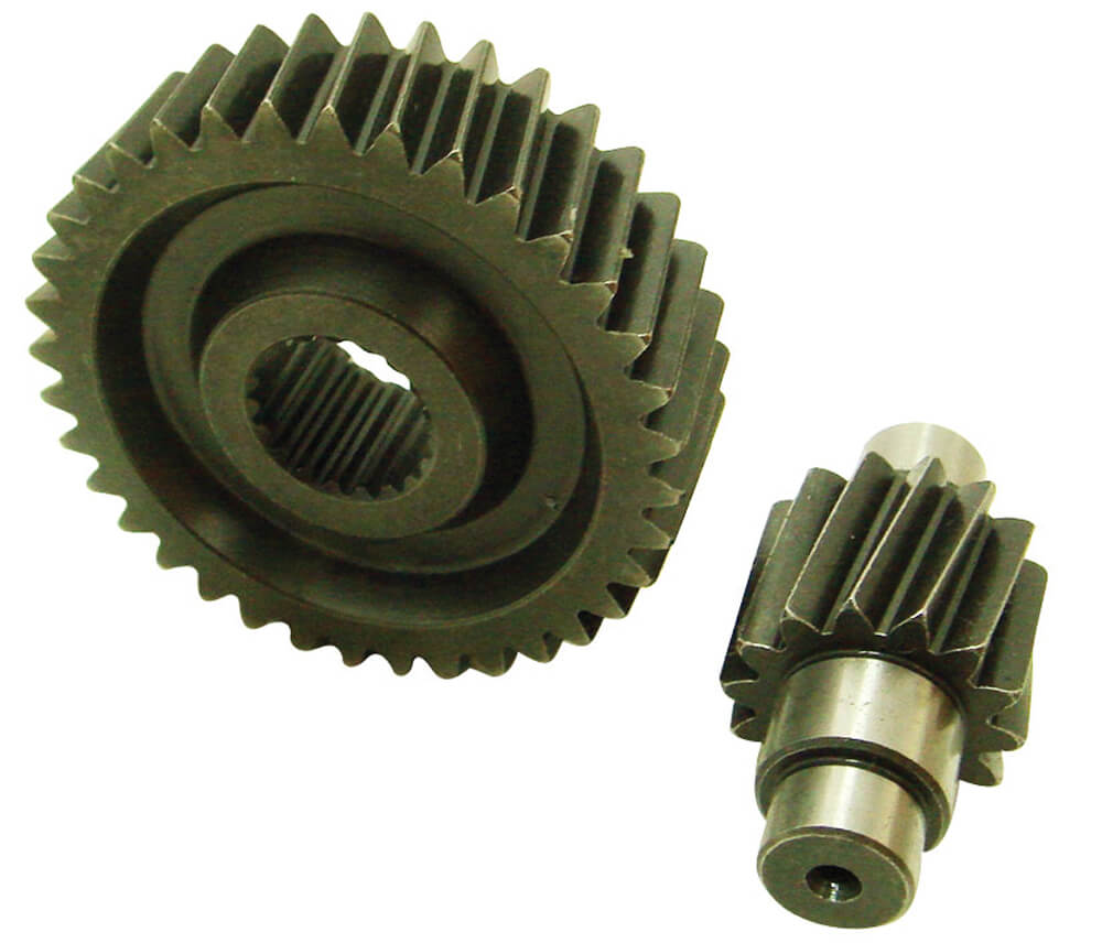 NCY Gear Wheel  (14*36, 37, 38);GY6