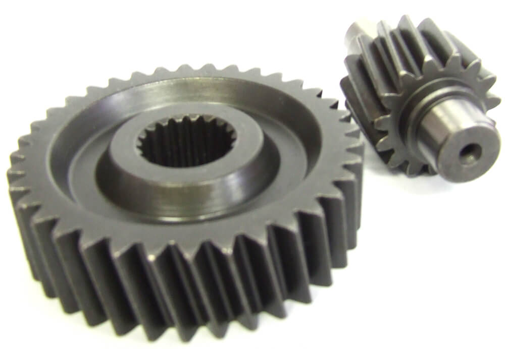 NCY, Gear Set (16*38); GY6
