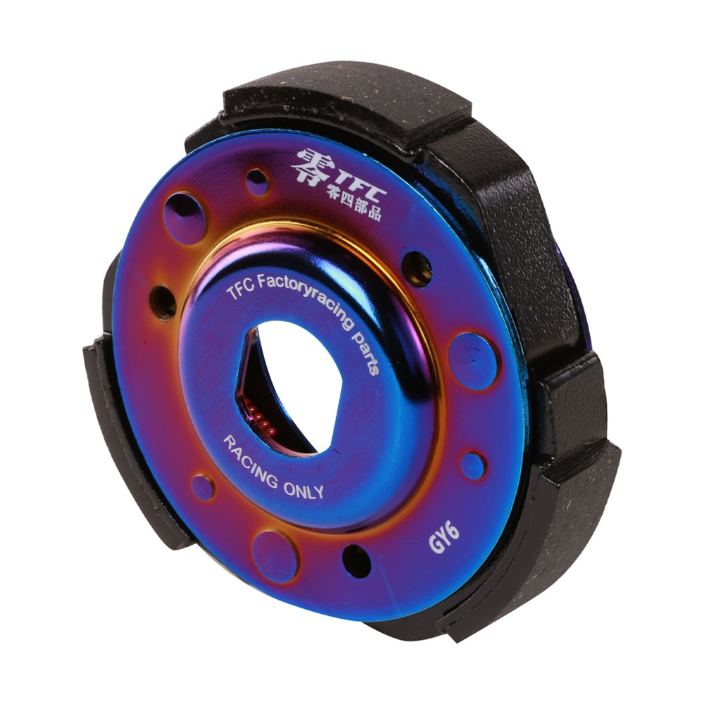 TFC Titanium Racing Clutch; GY6
