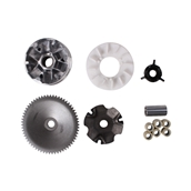 Complete Variator Assembly.; CSC go., QMB139 ScootersS