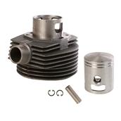 Cylinder Assembly (150 Sprint, 3-port Vespa)S