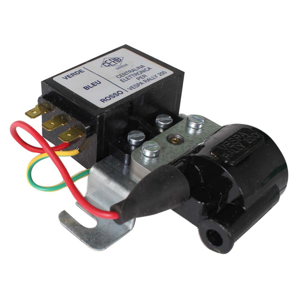 CDI / Electronic Ignition (Vespa Rally 200), E-301