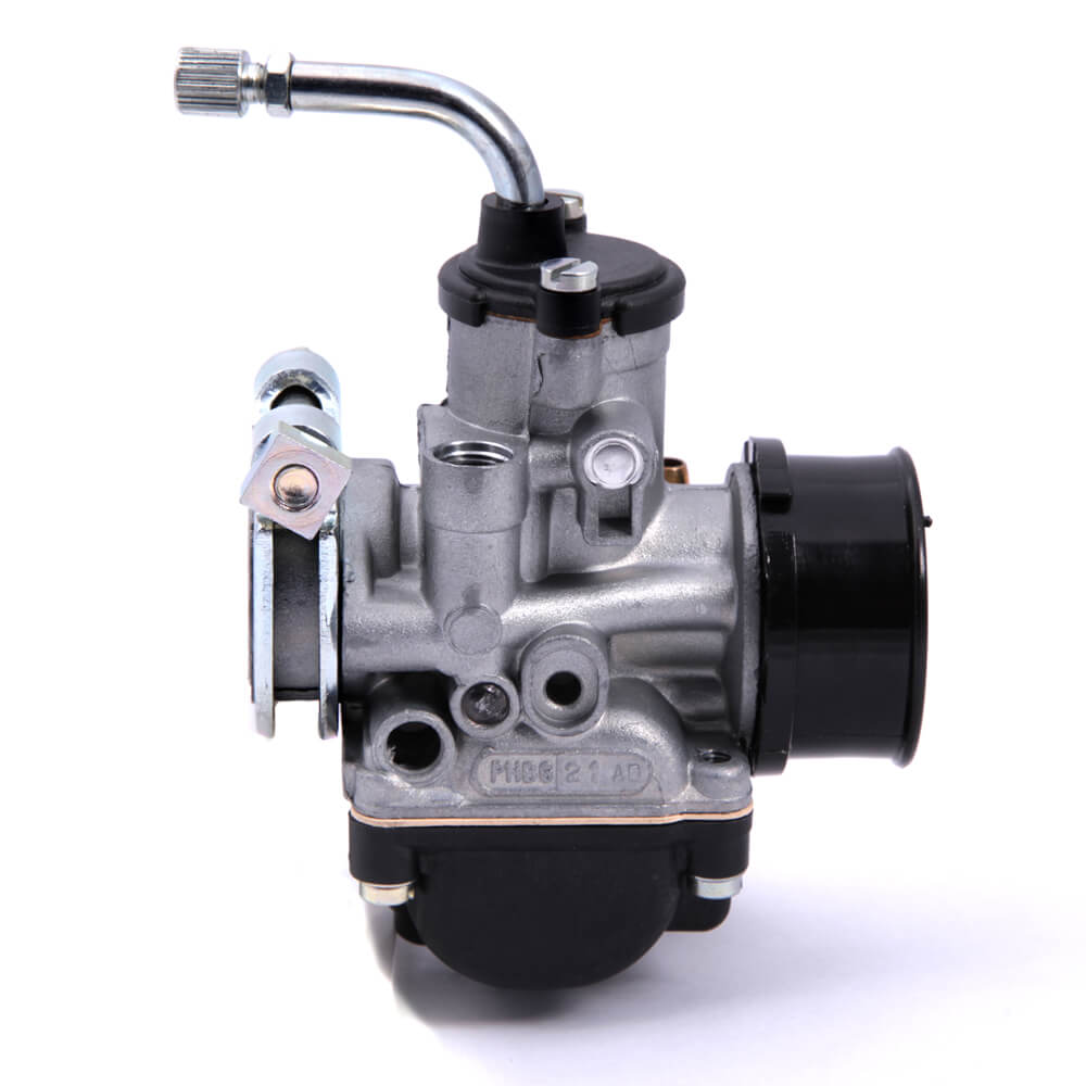 Genuine Stella Carburetor Left View