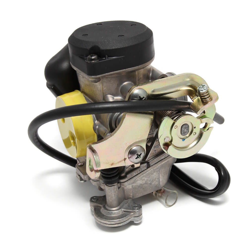 A on Chinese Scooter Carburetor Diagram